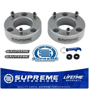 """2004-2019 for Ford F150 2.5"""" Front Leveling Lift Kit 2 1//2/"""" 2WD /& 4WD F-150 BLUE"""