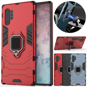 For-Samsung-Galaxy-Note-10-S10-Plus-5G-Case-Ring-Holder-Hybrid-Armor-Stand-Cover