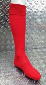 Genuine British Military PTI Issue Training Performance Sports Socks Red Large