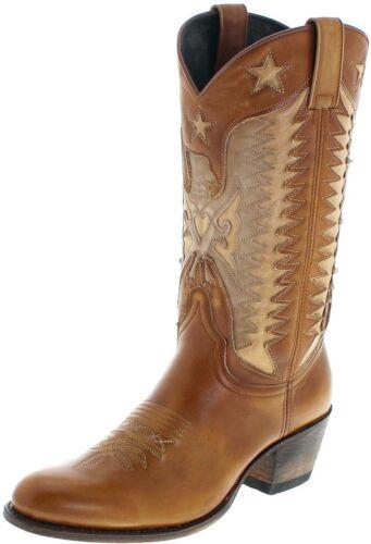Braun Damen Olimpia Beige Boots Sendra 14144 Fashionstiefel BxqA10