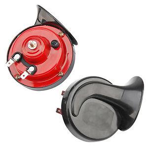 Doppel-elektrisch-luft-hoerner-12V-Relais-Kit-fuer-VW-Volkswagen-Golf-3-4-5-6-LT