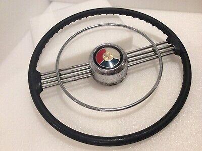 1953 53 Buick Roadmaster Skylark Super 8 Steering Wheel ...