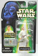 R2-D2 Holographia Leia Action Figure Star Wars POTF Comm Tech Hasbro 1999 NIP