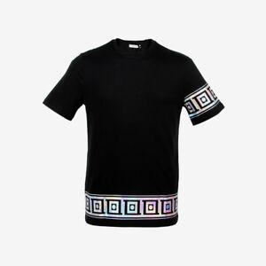 motif Versace grec r shirt T avec xtAwqYU4