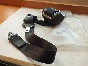 New-Genuine-Citroen-Saxo-R-H-front-drivers-seat-belt-black-8973Y8-PC21