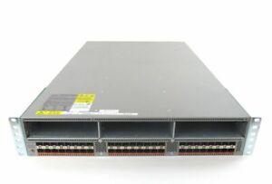 Used-Cisco-N5K-C5596UP-FA-Nexus-5596UP-48-Port-Chassis-Switch-2x-1100W-AC-PSU