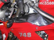 Carbon Ramair Abdeckungen Ducati 748, 916, 996, 998
