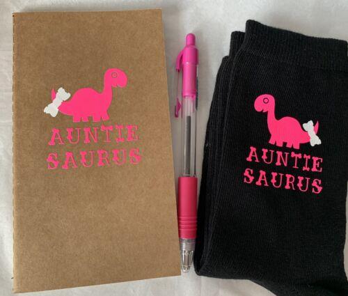 AUNTIE SAURUS Birthday//CHRISTMAS GIFT