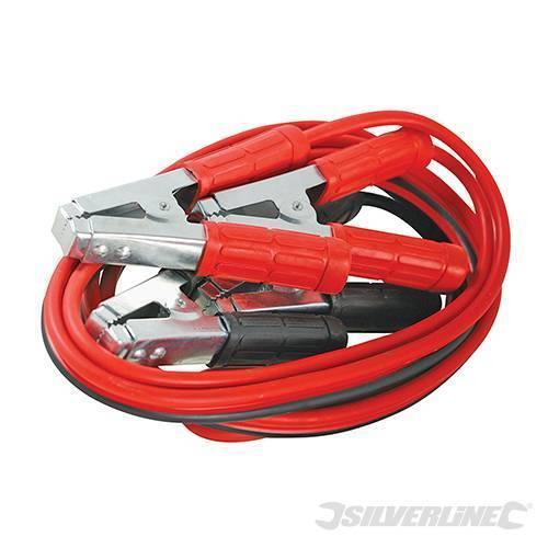 Câbles pinces de démarrage usage intensif 600 A max. 3,6 m 456956