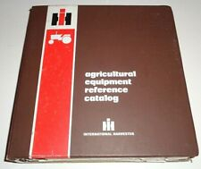 Ih International Tractor Amp Farm Equipment Sales Manual 384 Thru 4786 684 686 Ampamp