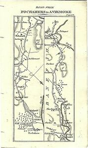 Antique-map-Fochambers-to-Aviemore-1