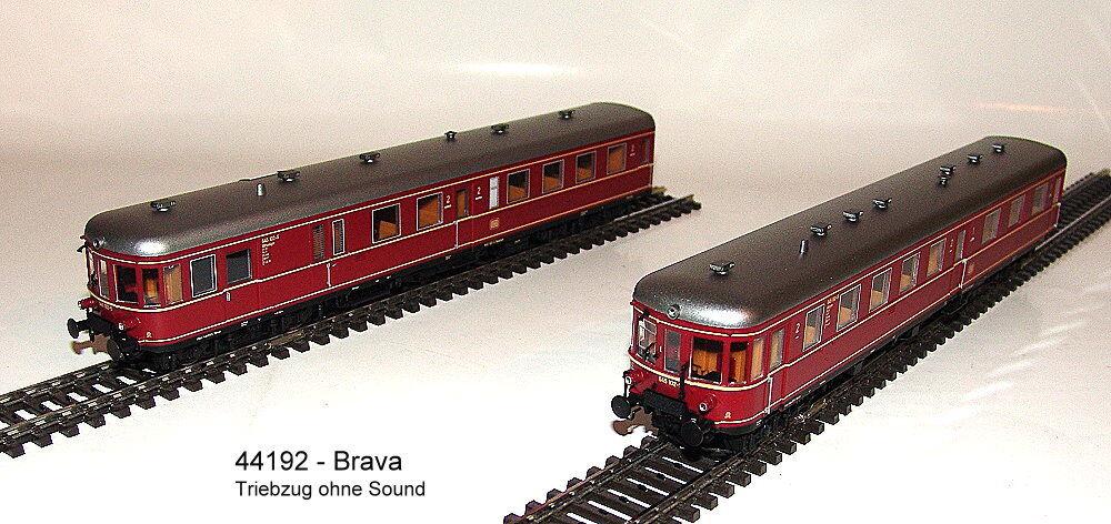 BRAVA 44192- FERROCARRIL VT 45.5 DB 645 102-5 Ep.IV - DC - NUEVO