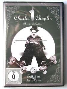 DVD - Charlie Chaplin Classic Collection 2  - Sie bieten & wir spenden!