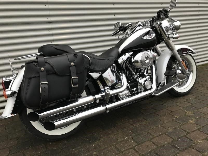 Harley-Davidson, FLSTN Softail Deluxe, ccm
