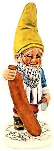 Goebel-Hummel-Co-Boy-Gnome-Figurine-Wim-The-Butcher-Court-Supplier-1970-Vintage
