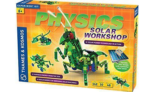 Thames & Kosmos 628918 Physics Solar Workshop (V 2.0) Science Kit