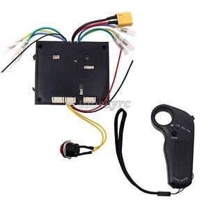 24-36V-Electric-Skateboard-Controller-Dual-Motor-Remote-Controller-ESC-for-Solid