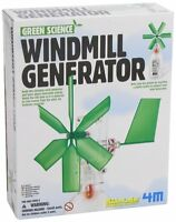 Green Science Windmill Generator By Toysmith , New, Free Shipping on Sale