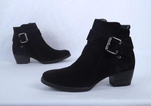 Black B34 Size 6 US// 3.5 AU  $450 Paul Green Moto Bootie NEW!