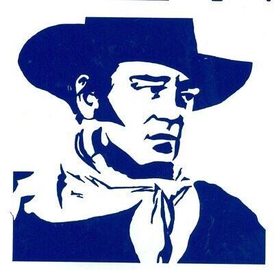 Clint Eastwood western icon classic actor Vinyl Decal permanent indoor outdoor