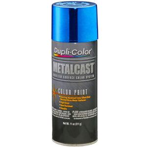Heat Resistant Chrome Spray Paint