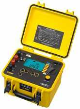 Aemc 6240 10a Micro Ohmmeter With Kelvin Clips And Probes Catalog 212980