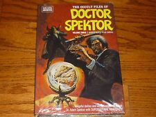 The Occult Files of Doctor Spektor Archives Volume 3, SEALED, Dark Horse Comics