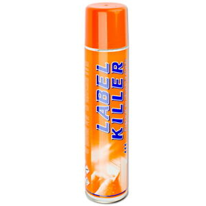 Etikettenloeser-Spray-300ml-Label-Remover-Killer-Entfernt-Etiketten