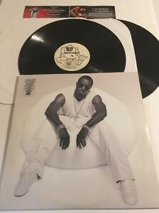 Puff-Daddy-Forever-2X-LP-Vinyl-Promo-NM-P-Diddy