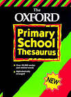PRIMARY THESAURUS by Oxford University Press (Paperback, 1998)