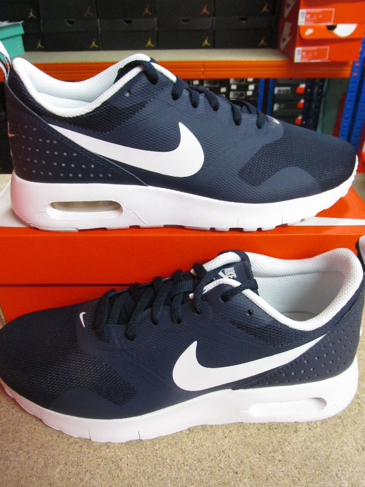 Nike Air Max Tavas (Gs) Zapatillas Running 814443 402 Zapatillas