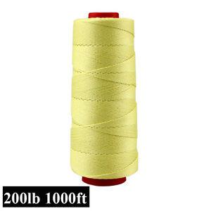 Kevlar-Twisted-Line-String-1000ft-200lb-Kite-Flying-Hikng-Line-made-with-Kevlar