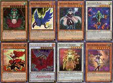 Yugioh Akiza Izinski Theme Deck - Black Rose Dragon, Blue, Twilight Rose Knight