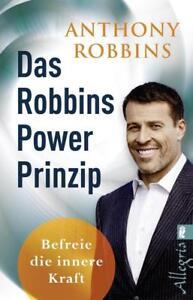 Das Robbins Power Prinzip von Anthony Robbins (2004, Taschenbuch)