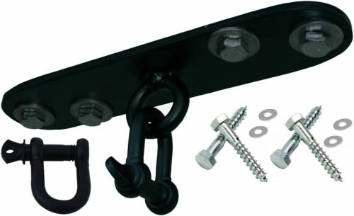 """4Fit™ 10/"""" Long Punch Bag Steel Ceiling Hook /& Swivel Wall Bracket Boxing"""