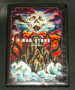 The-Hag-Stone-DVD-2017-Malachi-Cull-H-P-Lovercraft-Horror-Mystery-RARE-OOP