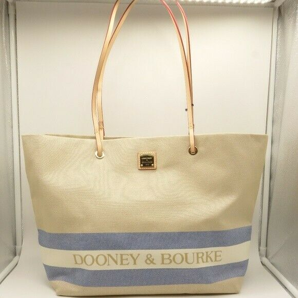 """Ex.Large Beach Travel Tote Bag Canvas Shoulder Bag withCotton Rope Handle 23x14/"""""""