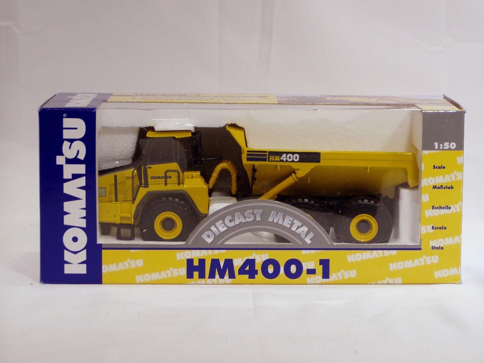alta calidad Komatsu HM400-1 Camión - 1 50 - - - DCP  40014 - Nuevo  mejor calidad