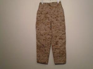 USMC-MARINE-CORPS-DESERT-CAMOUFLAGE-MARPAT-COMBAT-PANTS-2006-SMALL-SHORT-J-10