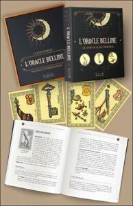 Oracle-Belline-coffret-jeu-de-cartes-divinatoires-traditionel-en-Francais-livre