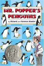 Mr. Popper's Penguins by Florence Atwater and Richard Atwater (1992, Paperback / Paperback)
