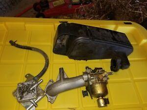 Simplicity Regent 14 Hydro Carberator Fuel Pump Air Box