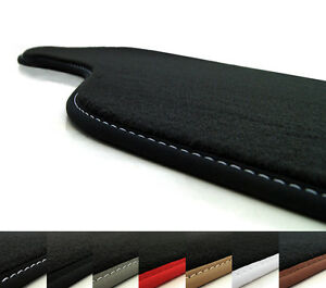 velours fu matten nissan qashqai j10 jj10 5 sitzer bj 2007. Black Bedroom Furniture Sets. Home Design Ideas