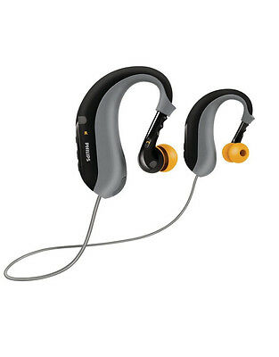 Philips SHB6000 Bluetooth Stereo Headphone ActionFit Sports Waterproof