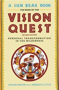 Book-Of-Vision-Quest-Foster-Steven-0671761897-Book-Good