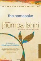 The Namesake: A Novel By Jhumpa Lahiri, (paperback), Mariner Books , New, Free S on sale
