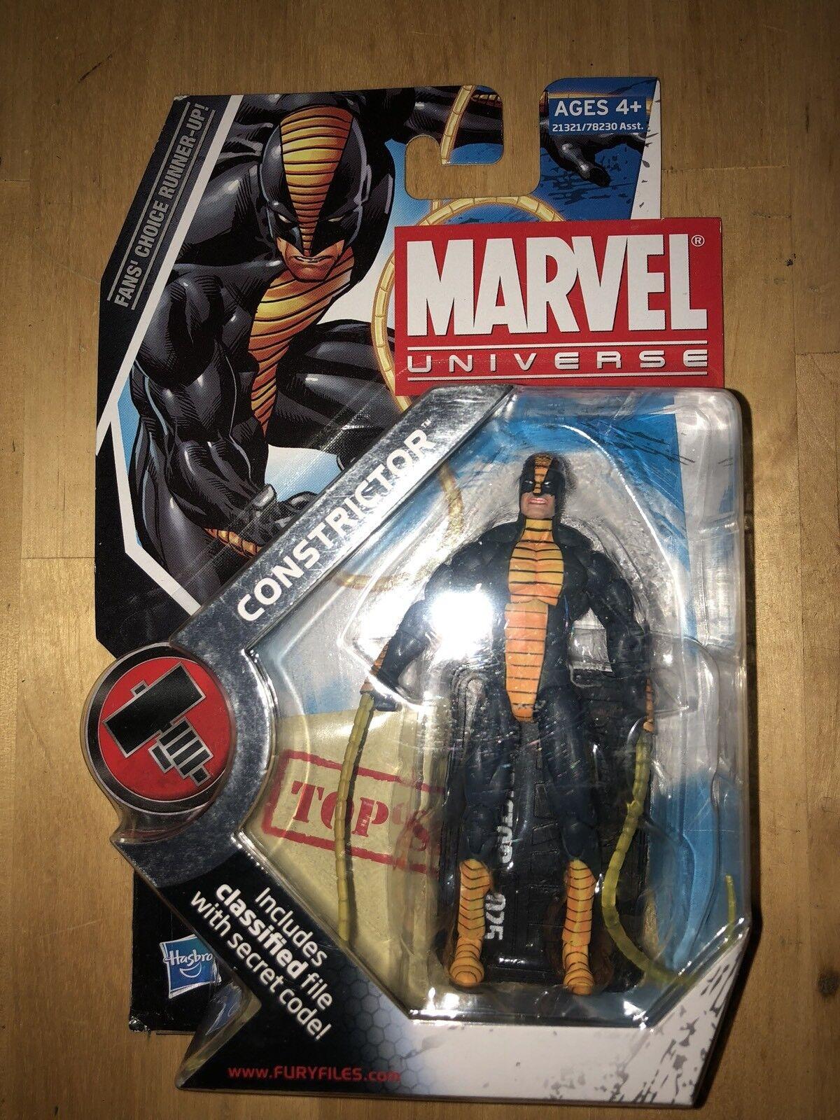 Marvel Marvel Marvel Universe CONSTRICTOR AF MU 36 733709