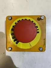 Siemens 3sb 18 Emergency Button Used