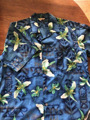 Vintage 1950's Kamahameha Hawaiian Aloha Shirt