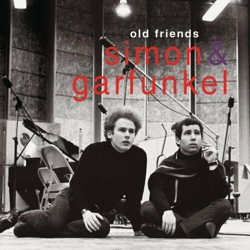 1 of 1 - Simon & Garfunkel - Old Friends [New CD] Ltd Ed